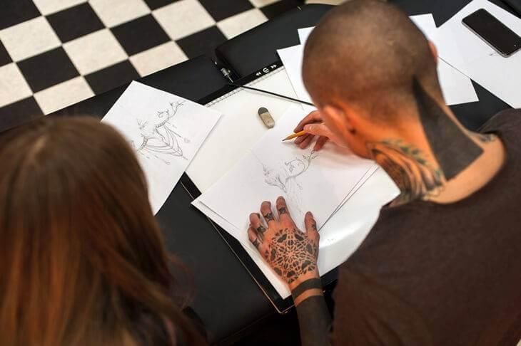 Tattoo Henna Tattoo Kosten Ablauf Im überblick