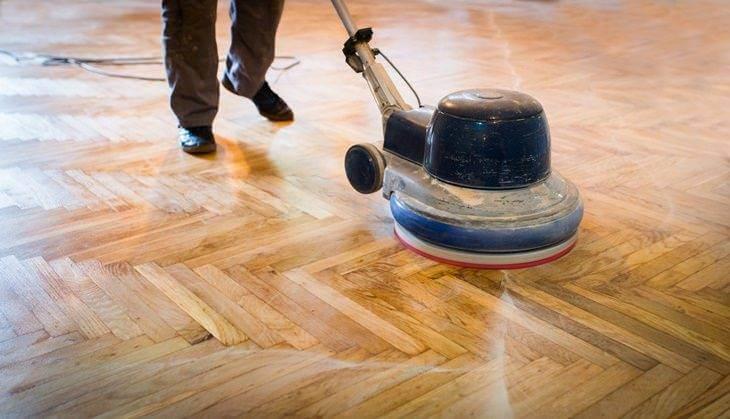 Holzfußboden Versiegeln ~ Parkett abschleifen kosten & optionen im Überblick