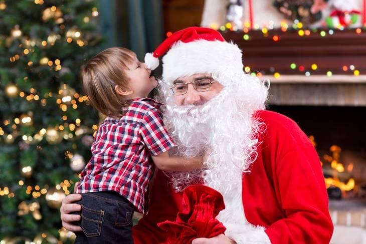 Weihnachtsmann Kosten Optionen Im überblick