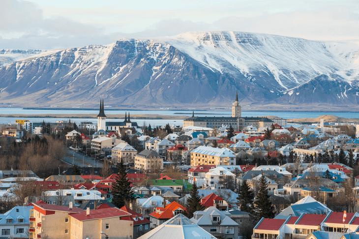 Bild von Reykjavik