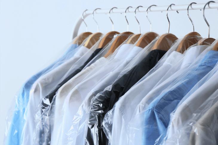 Reinigung abendkleid
