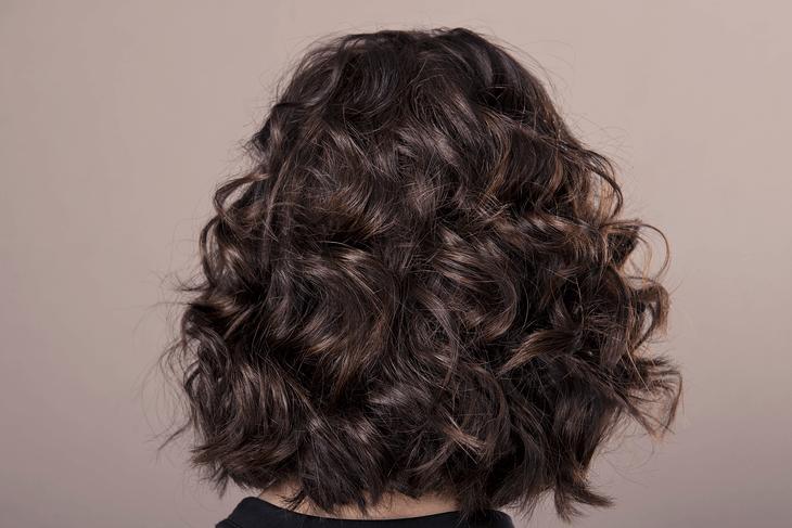 Dauerwelle fur feines kurzes haar